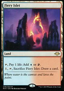 Fiery-Islet-NM-M-Modern-Horizons-Magic-MTG