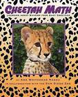 Cheetah Math: Learning about Division from Baby Cheetahs by Ann Whitehead Nagda (Hardback, 2007)