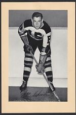 1945-64 Beehive Group II 2 Hockey Milt Schmidt Boston Bruins High Grade HOF RARE