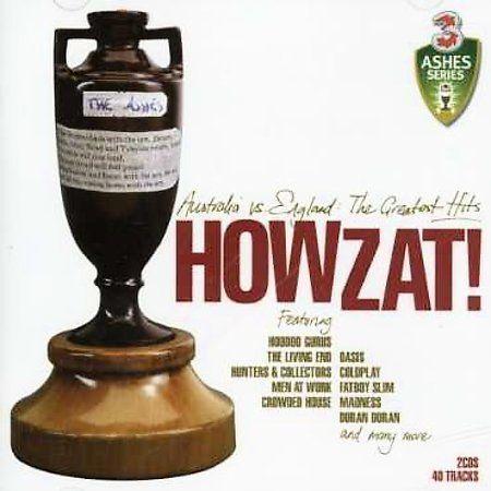 1 of 1 - Howzat! - Australia vs England: The Greatest Hits   *** BRAND NEW CD ***