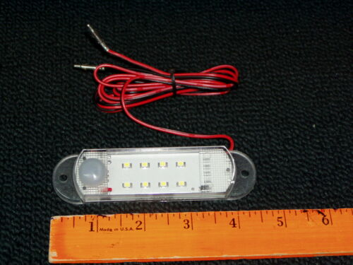 Trunk FREE SHIPPING Small  LED 12 volt Interior Light for Truck Cap Toolbox