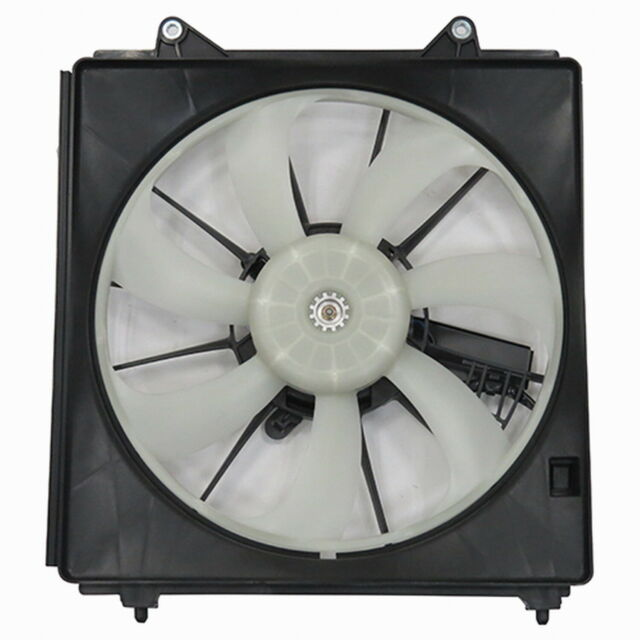 A/C Condenser Fan Assembly Right TYC 611500 Fits 15-20