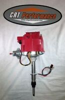 Chevy I6 Hei Distributor Upgrade Red 194 230 250 Or 292 Chevy Straight Six