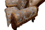 sideli luxury chenille jacquard armrest cover for chair couch sofa anti-slip arm