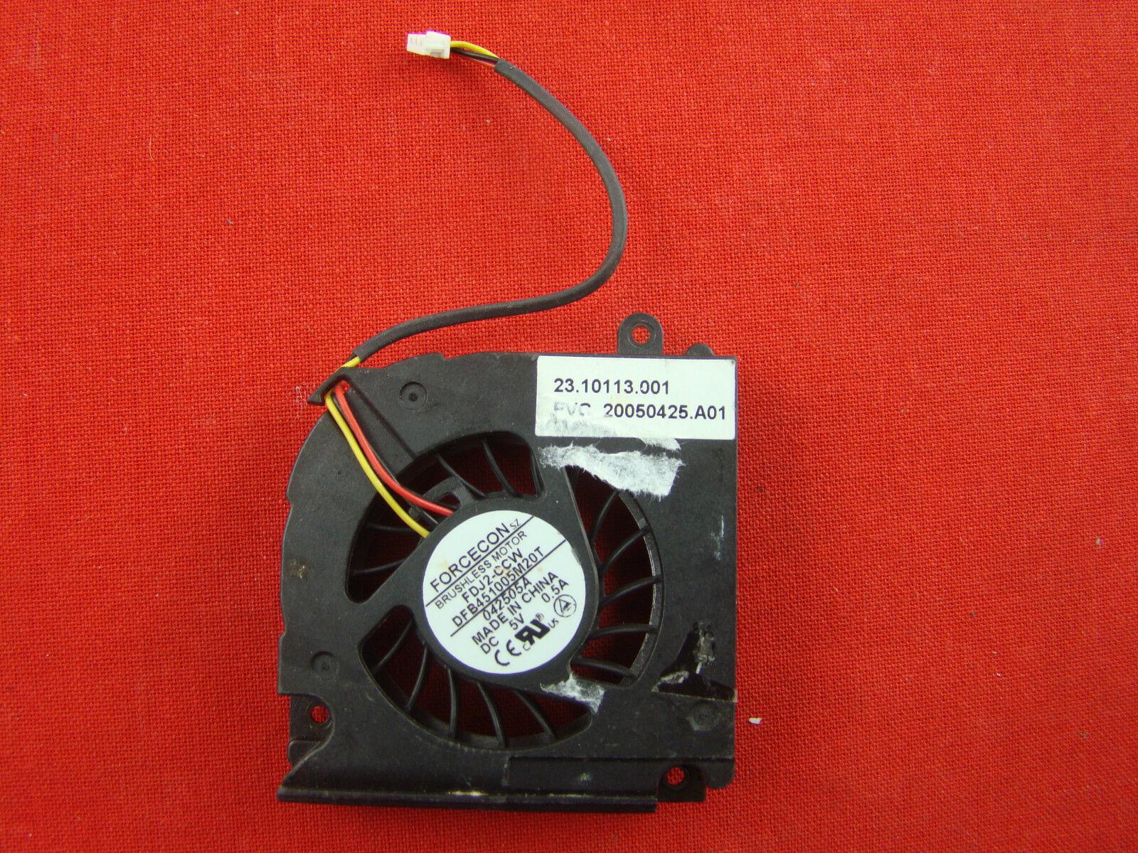 Cooling Fan Forcecon DFB451005M20T FDJ2-CCW 042505A #KZ-3114