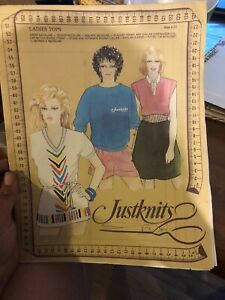 Just-Knits-Ladies-Tops-Size-8-24