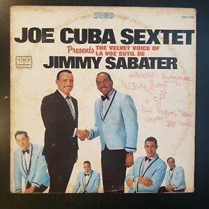 Joe-Cuba-Sextet-034-Presents-JIMMY-SABATER-034-Vinyl-Record-LP