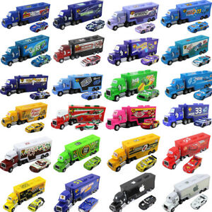 Disney-Pixar-Cars-3-Number-Mack-Truck-Jackson-Storm-Mcqueen-Metal-Cars-1-55