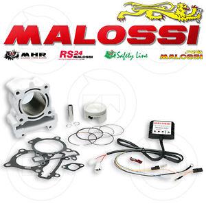 Le Meilleur Malossi 3114851 Cylindre I-tech 4 Stroke Ø63 Aluminium Yamaha 135 C.-à- 4t Lc 11