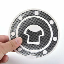 Carbon Fiber Motorcycle Oil Tank Pad Protector Sticker Gas Tank Decal For Honda