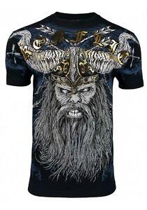 Konflic-Viking-Warrior-Norseman-MMA-T-Shirt