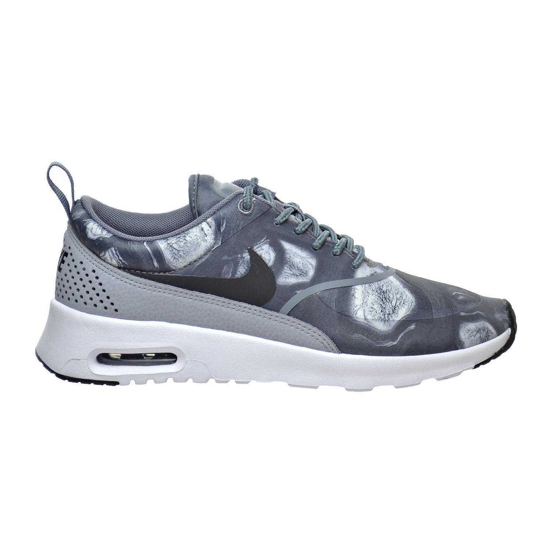 NIB Nike Air Max Thea Print Shoe Sz 599408-013 Black/Wolf Gray Womens Sz Shoe 7.5-8.5 b1657e