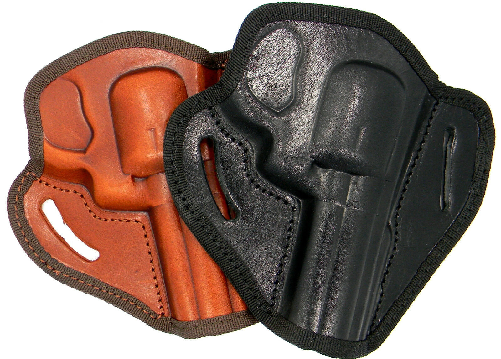 """CEBECI Right Hand Leather OWB Belt Holster for TAURUS M44 SIX-SHOT 4/"""""""