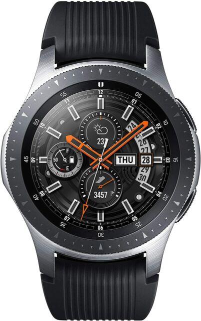 Samsung Galaxy SM-R805 LTE 46mm Plata Reloj