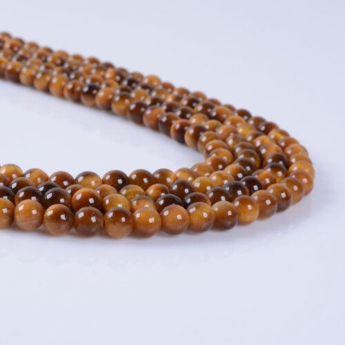 "4mm round sphere Loose Gemstone DIY jewelry making beads strand 16/"""