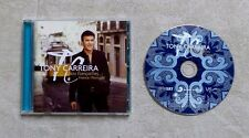 """CD AUDIO / TONY CARREIRA """"NOS FIANCAILLES, FRANCE / PORTUGAL"""" 13T CD ALBUM 2014"""