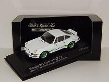 Porsche 911 Carrera RSR 2.8 1973 Grand Prix Weiß 430736908 Minichamps 1/43 OVP