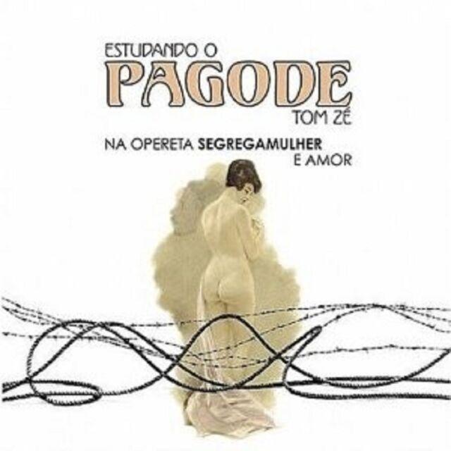 TOM ZE - ESTUDANDO O PAGODE  CD NEU