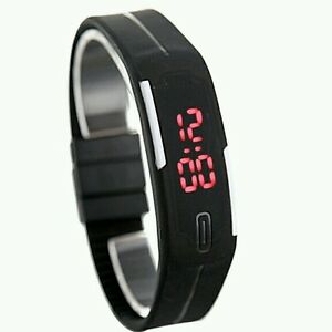 Sport-Watch-For-Men-Women-Kid-Electronic-Led-Digital-Jelly-wristwatch