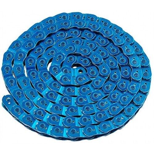 New YBN Half Link Bike Chain for Single Speed Bicycle Bike MK918 Blue