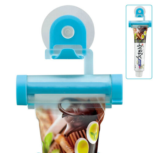 Plastik Rollend Zahnpastapresse Tubenpresse Tubenleerer Tubenausdrücker Bunt HOT