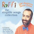 The Singable Songs Collection [Box] by Raffi (CD, Oct-1996, 3 Discs, Rounder Select)