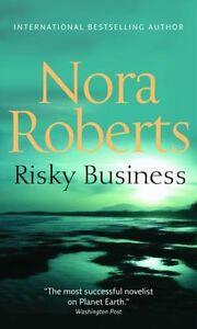 NORA-ROBERTS-RISKY-BUSINESS-TOUT-NOUVEAU-LIVRAISON-GRATUITE-RU