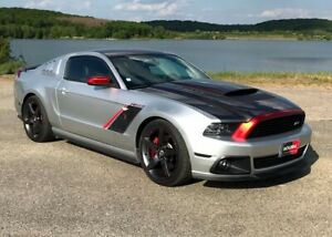 Ford Mustang V8 Roush stage 3+