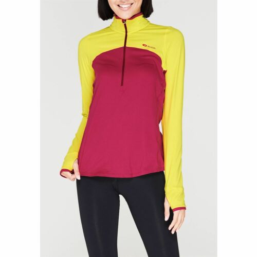 Full Length Sleeve Cycling Sugoi Fusion Core Zip Top Ladies Cycle Jersey