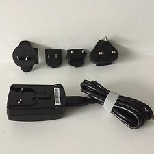 International Plug Adapter Kit for Blackberry, Mini USB Device, or ANY USB Cord