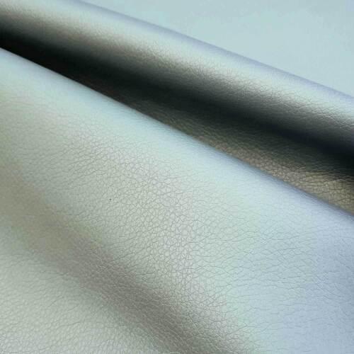 Piel sintética METERWARE verde glaciares metalizado de piel de imitación referencia sustancia decoración de muebles