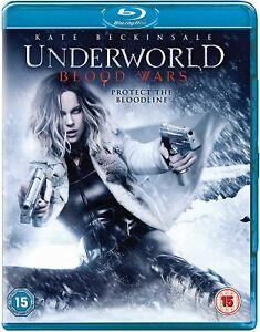 Underworld: Blood Wars [2017] (Blu-ray) Kate Beckinsale, Theo James