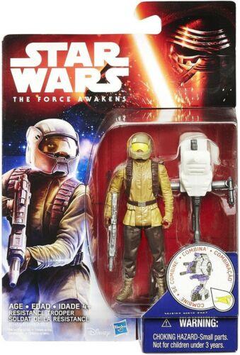 """STAR Wars la forza si sveglia TFA primo ordine Action Figure 3.75/"""" SCEGLI"""