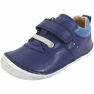 Froddo-G2130159-Kleinkinder-Klettschuhe-blau-hellblau-blue