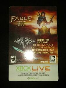 Fable-III-DLC-The-Channeler-amp-Crystal-Tattoo-Set-CODE-ONLY