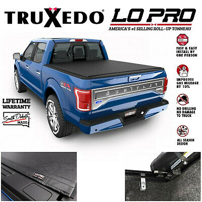 Truxedo Lo Pro Qt Roll Up Tonneau Cover Fits 1999 2007 Ford F250