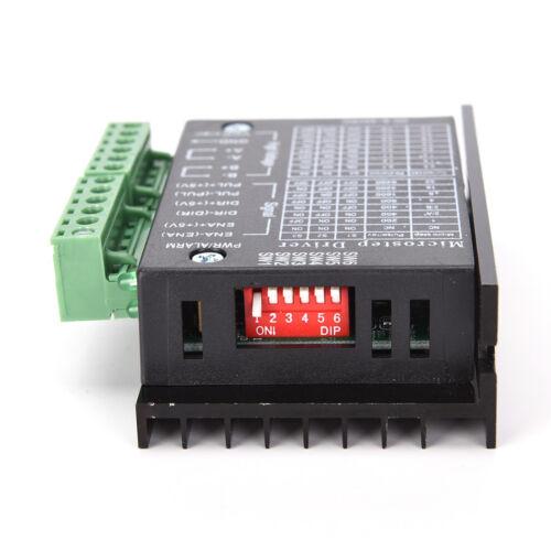 TB6600 Einachsige 4A Schrittmotorsteuerung 9 ~ 40V Mini-Step CNC;STSR nv