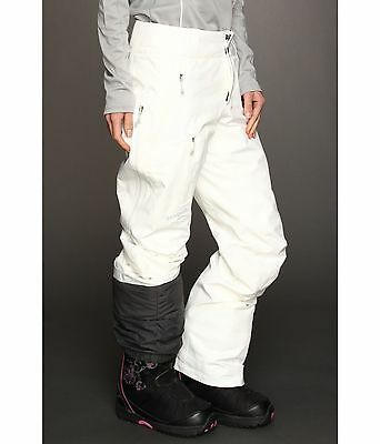 NWT Patagonia Insulated Powder Bowl Snow pants Birch White Size Large $379