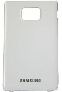 100-Genuine-Samsung-I9100-Galaxy-S2-II-Battery-Back-Cover-Case-Door-White