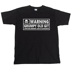 Warning-Grumpy-Old-Git-Funny-Mens-T-Shirt-Slogan-Tee-Birthday-Gift-Present-Dad
