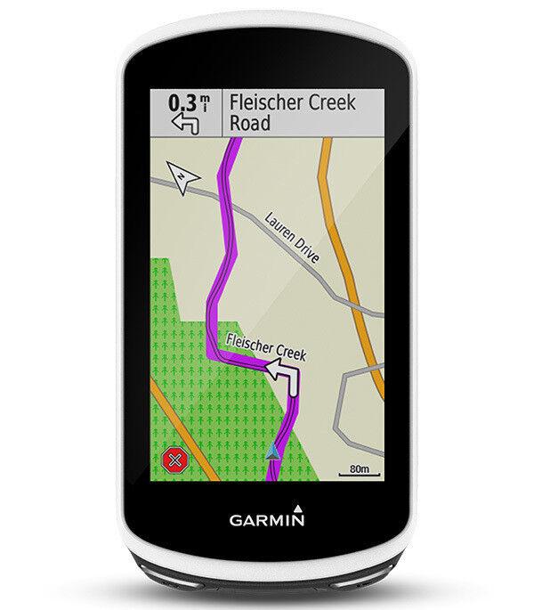 Garmin Edge 1030 BUNDLE mit Herzfrequenz + Trittfrequenz-/Geschwindigkeit
