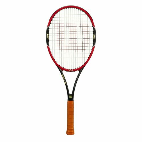 NEW STRUNG GRIP 4 1//8 Wilson Pro Staff 97S Tennis Racquet racket