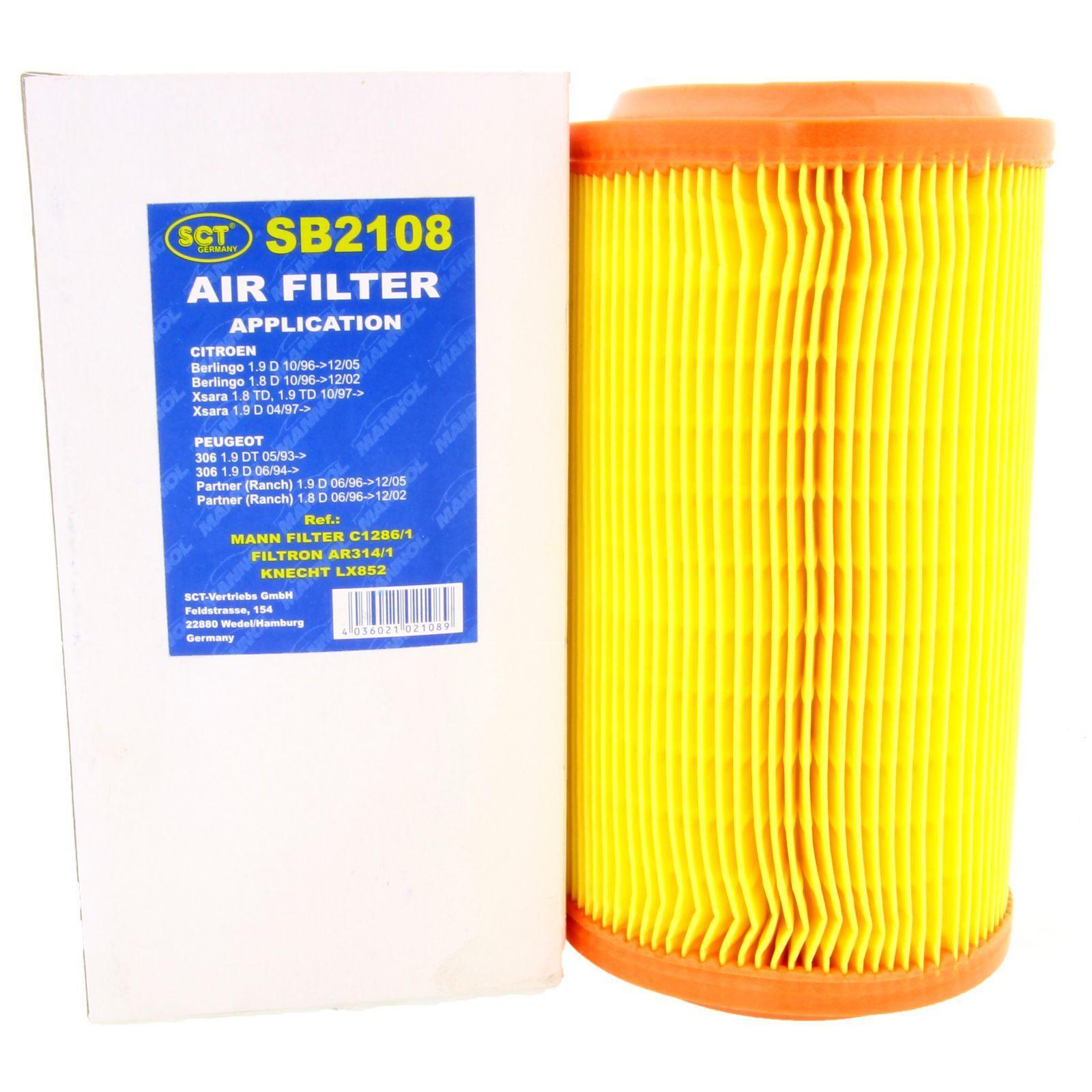SCT Germany Luftfilter SB2172