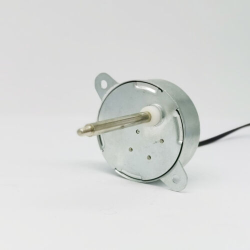 AC 6V 12V TYC-30//40 50//60Hz Synchronous Motor 5//6RPM CW//CCW 1W For Microwave