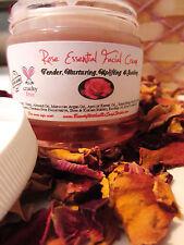 Rose Essential Oil Tender Face Cream Astingent, Toner,Moisturizer,Anti-Wrinkle