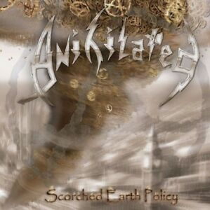 Anihilated-Scorched-Earth-Policy-CD-thrash-metal-UK-Inghilterra-NUOVO-NEW-OVP