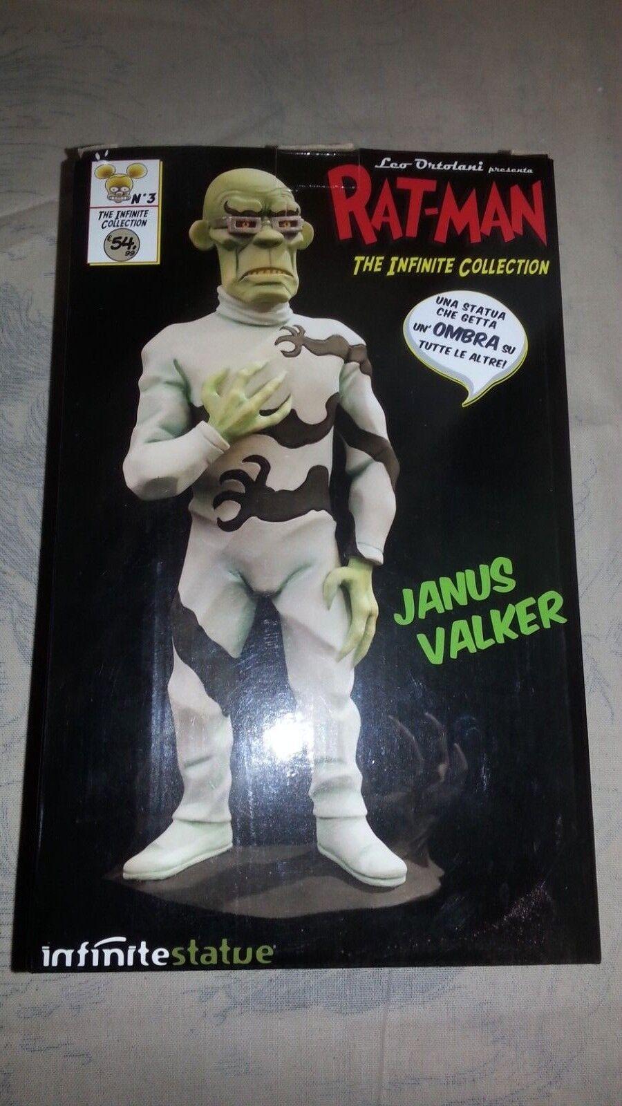 RATMAN THE INFINITE COLLECTION JANUS VALKER - - - infinite statue 469 499-AF1 7615a8