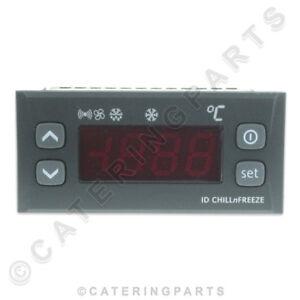 ELIWELL ID CHILL N Gel Universel Contrôleur Numérique Thermostat Réfrigération-afficher le titre d`origine