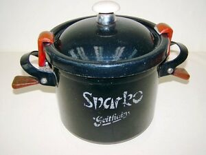Age-Enamelled-Pressure-Cooker-From-Sparko-Geithain-Height-23-CM