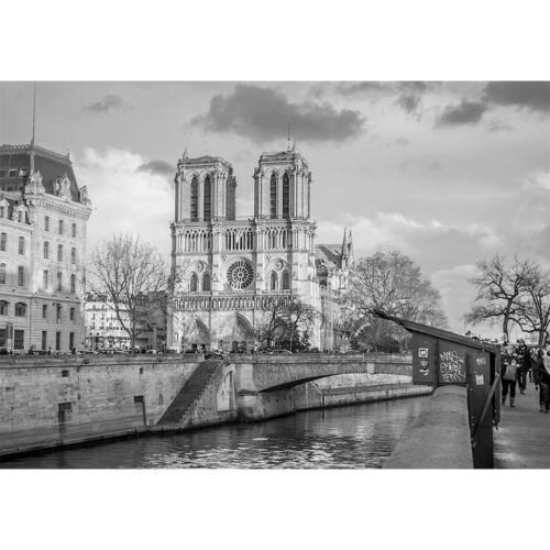 5D DIY Full Drill Diamond Painting Notre Dame de Paris Cross Stitch Craft #J
